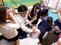 Everybody In A Schoolgirl Dorm Takes Part In A Creampie Orgy preview-5
